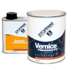 Vernis Stoppani polyuréthane 910 à séchage rapide en 1.5 L