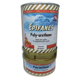 Laque Epifanes polyuréthane brillante bicomposant 0.75L