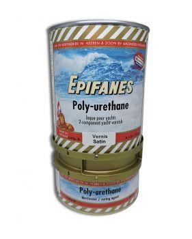 Laque Epifanes polyuréthane satiné bicomposant 0.75L
