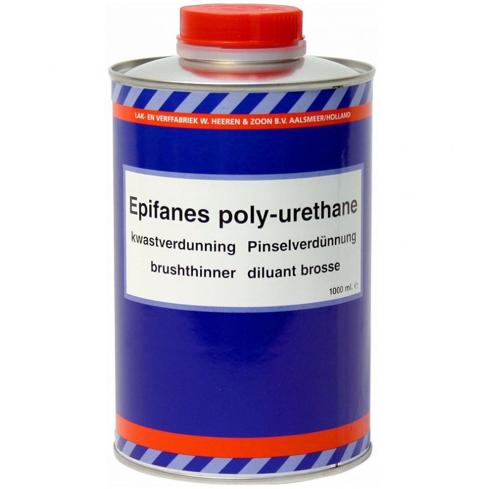 Diluant Epifanes  en 1 L pour vernis bi-composant
