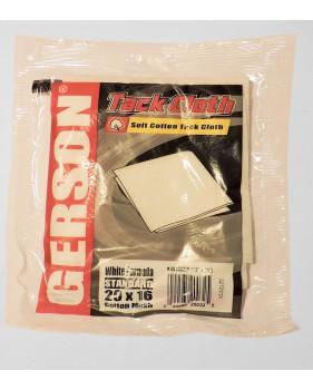 Lingette antistatique en coton avant vernis