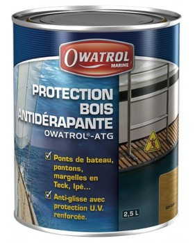 PROTECTION BOIS ANTIDÉRAPANTE ATG